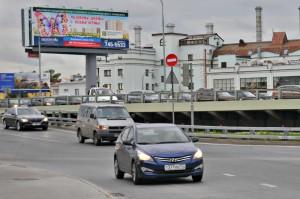 Улица Трофимова, выходящая ко 2-ой Кожуховский проезд