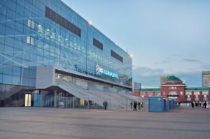 ВТБ Ледовый дворец
