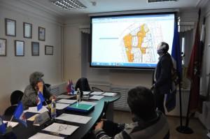 В Даниловском районе обсудили проект градостроительного межевания территории одного из кварталов