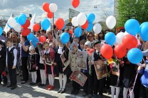Праздник на Автозаводской площади