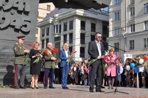Представитель молодёжных палат Станислав Лотов