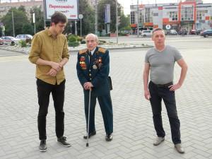 Ветеран ВОВ Даниловского района