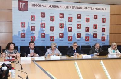 Пресс-конференция Исаак Калины