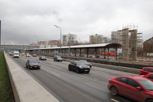 Станция МКЖД Автозаводская