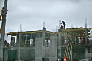 Строительство ЗАГСа в районе Орехово-Борисово Северное