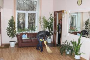 Комната прохлады в одном из филиалов ТЦСО Коломенское