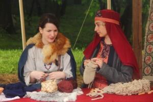 Фестиваль Времена и Эпохи в Коломенском