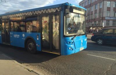 Троллейбус Мосгортранса в Москве