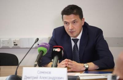За последнюю неделю с 5 по 11 июля было выявлено 104 различных нарушения на 54 зонах - Дмитрий Семенов