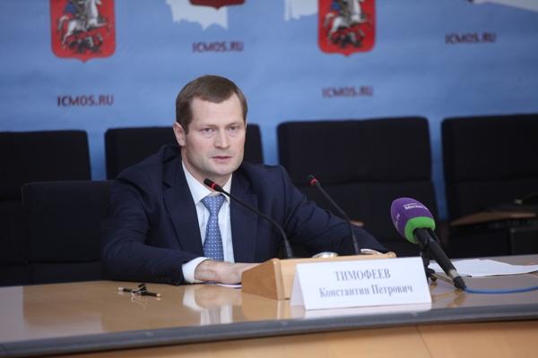 С начала 2016 года Москомстройинвест проверил столичных застройщиков 92 раза- Константин Тимофеев