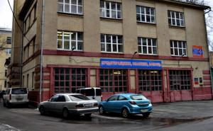 Объект МЧС в Даниловском районе