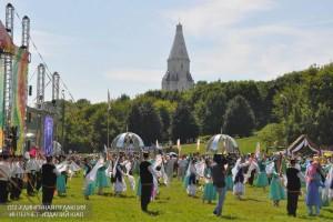 Праздник Сабантуй в ЮАО