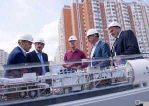 Строительство Калининско-Солнцевской ветки метро решит комплекс транспортных проблем на западе Москвы - Сергей Собянин