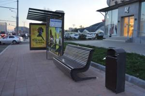 В Даниловском районе появятся две новые автобусные остановки