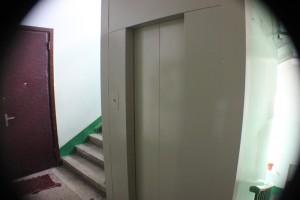 Лифт в многоквартирном доме Даниловского района