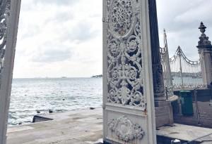 Ворота к морю в Стамбуле