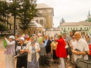 """Клиенты центра социального обслуживания """"Коломенское"""" на экскурсии"""