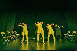 Танцы в ЗИЛе