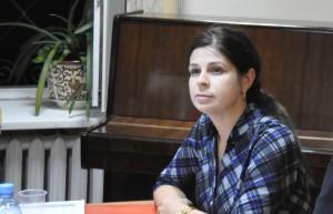 Глава управы Даниловского района Ольга Конюхова