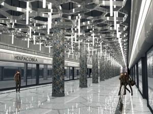 """Станция """"Некрасовка"""""""