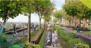 Проект реконструкции Симоновской набережной