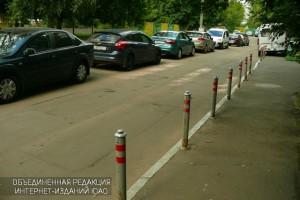 Инспекторы фиксируют стоянку под запрещающими знаками с помощью приложения «Помощник Москвы»