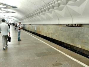 """Станция метро """"Тульская"""""""