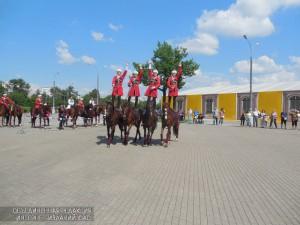 """Верховая езда в музее-заповеднике """"Коломенское"""""""