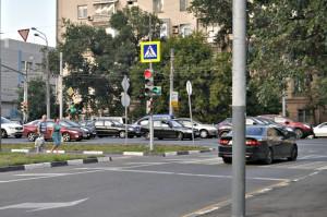 Светофор в Даниловском районе