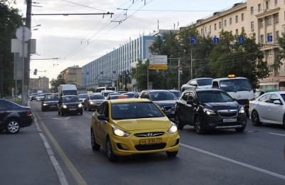 Велозаводская улица в Даниловском районе