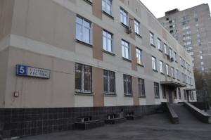 Взрослая поликлиника в Даниловском районе