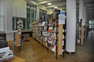 Библиотека культурного центра ЗИЛ