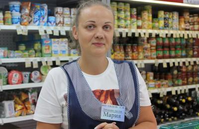 Лучший продавец Москвы Мария Майорова