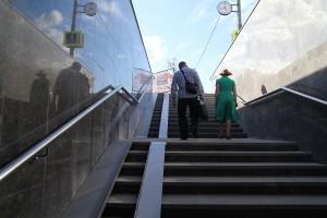 Подземный пешеходный переход в ЮАО