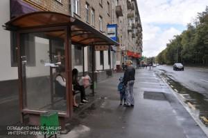 Улица Хавская в районе Даниловский