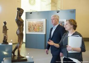 Собянин пригласил москвичей на выставку артефактов, найденных в ходе благоустройства улиц