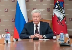 Жительницы Москвы получили награды от мэра Москвы Сергея Собянина накануне 8 марта