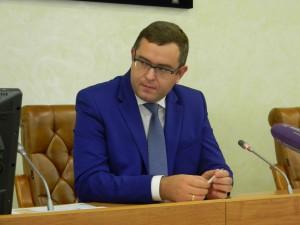 Заместитель руководителя Департамента труда и социальной защиты Андрей Бесштанько