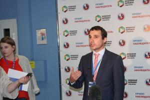 Председатель молодежной палаты при Мосгордуме Владимир Мохте