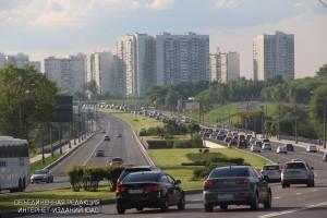 Капитальный ремонт въездных групп начался на Каширском и Варшавском шоссе