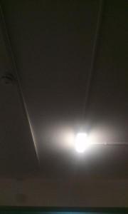 Освещение в Доме 60 на Люсиновской улице