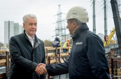 Новый участок Северо-Восточной хорды свяжет дорогу М11 сДмитровским шоссе— Собянин