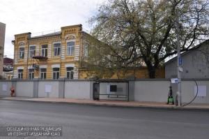 Улица в Даниловском районе