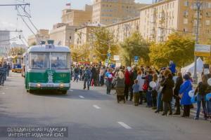 Праздник троллейбуса