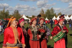 Фестиваль «Казачья станица Москва» прошел в музее-заповеднике «Царицыно»