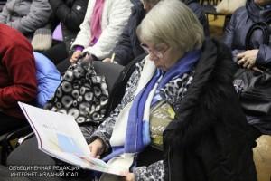 В районе проведут акцию для пенсионеров