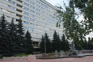 Городская клиническая больница имени Буянова