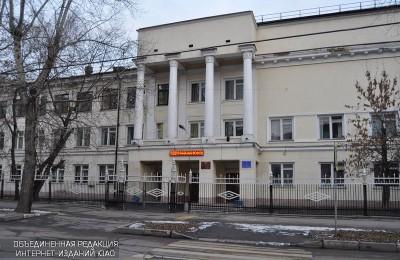 Школа в Даниловском районе