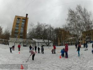 Каток в Даниловском районе