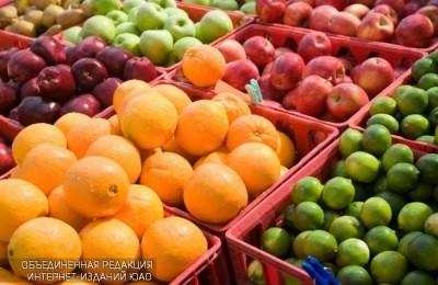 В районе откроется точка продажи фруктов и овощей